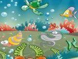 Encontre as diferenças dos aquários