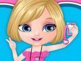 Bebê Barbie roupas para fotos