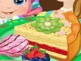 Receita de torta doce