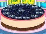 Fazer bolo de amora