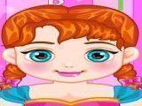 Alfabeto oculto Anna e Elsa
