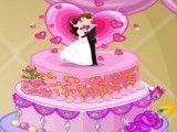 Casamento decorar bolo