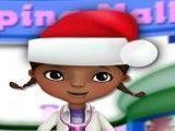 Decoração de natal Doutora Brinquedos