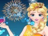 Elsa look Reveillon