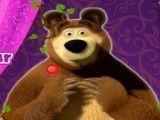 Bear no banho