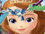 Princesa Sofia tatuagem