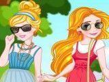 Vestir princesas adolescentes