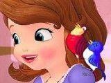 Princesa Sofia quebra cabeça