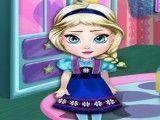 Elsa bebê decoração do quarto