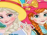 Elsa e Anna fotos