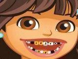 Dora dentes estragados