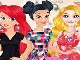 Princesas moda Londres e Toquio