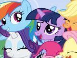 Pintar desenhos My Little Pony