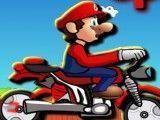 Super Mario na moto