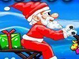 Aventuras do Papai Noel na neve