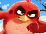 Angry Birds encontrar erros