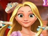 Cabeleireiro da princesa Rapunzel