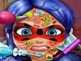 Tratamento facial Ladybug
