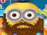 Barba e cabelo do Minion