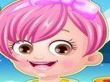 Bebê Hazel roupas de artista