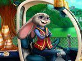 Judy consertar carro