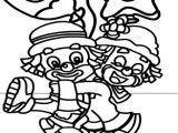 Colorir imagem do Patai e Patata