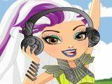 Melody Piper vestir roupas