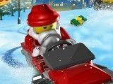 Lego dirigir carro
