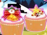 Fazer cupcakes natalino