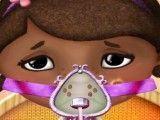 Doutora Brinquedos doente