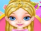 Barbie bebê princesa