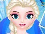 Elsa machucados na mão
