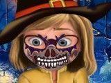 Halloween máscara da Riley
