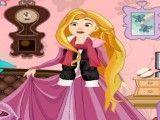 Limpar quarto da Rapunzel