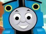 Thomas trem no Egito