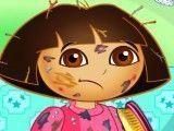 Dora tirar lama