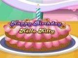 Receita de bolo da Hello Kitty
