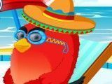 Angry Birds cuidar do machucado