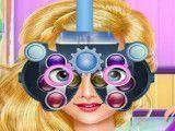 Princesa médico do olho