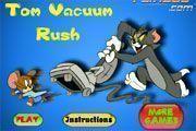 Aspirador do Tom e Jerry