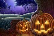 Diferenças no cenário do halloween
