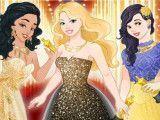 Princesas roupas do Oscar