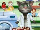 Tom lavar brinquedos