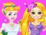 Roupas da festa das princesas