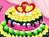 Fazer bolo de casamento e decorar
