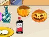 Receita de biscoito do Halloween