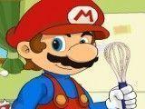 Fazer cupcakes com Mario