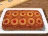 Receita de bolo de abacaxi da Sara