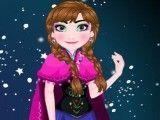 Anna Frozen cabelos