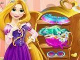 Rapunzel arrumar closet